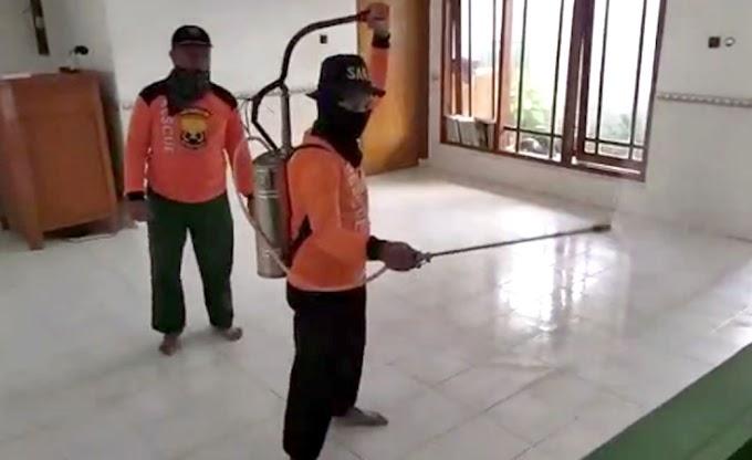 Senkom Laweyan Semprot SMP Asy-Syifa Sukoharjo Boarding School