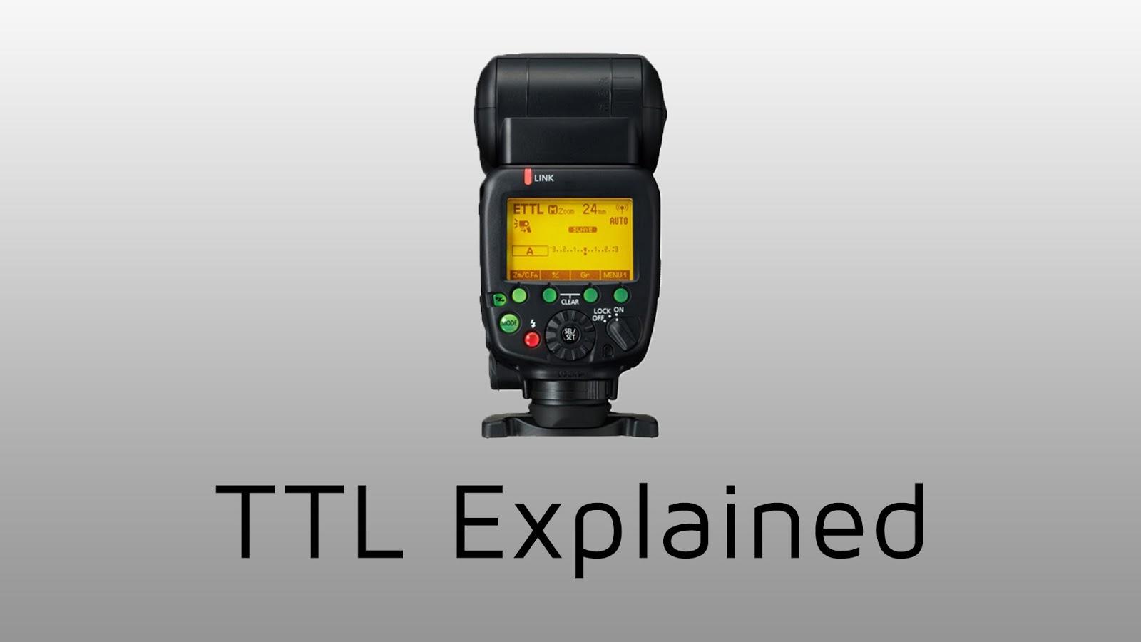 speedlite TTL