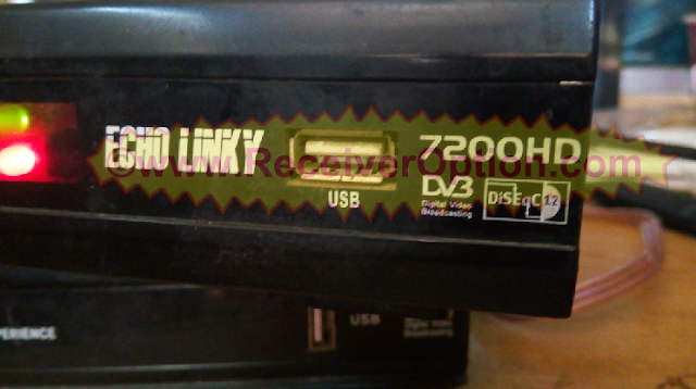 ECHO LINKY 7200HD RECEIVER DUMP FILE