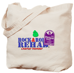 Rock N Roll Rehab - Tote Bag