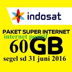 INDOSAT MENTARI KUOTA 60GB 60 GB 1 TAHUN ( 5GB / BULAN ) 12 BULAN