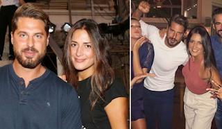 Άλλος ένας έρωτας γεννήθηκε στο Survivor: Ο Νάσος Παπαργυρόπουλος και η Εύη Σαλταφερίδου είναι ζευγάρι και πολύ ταιριαστοί