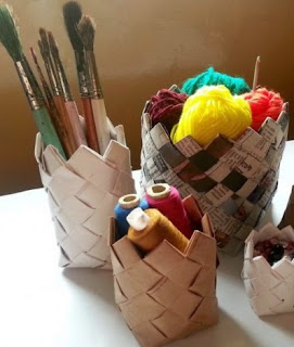 http://www.muyingenioso.com/pequenas-cestas-reciclando-papel/