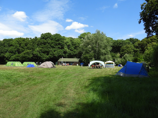 5th portsmouth scout group beaver camp