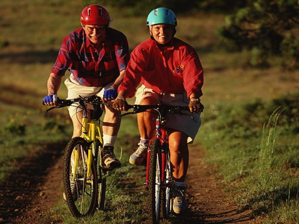 Older Cyclists Prone to Injury: Study