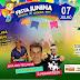 Festa junina será realizada no distrito de Aroeira, município de Mairi