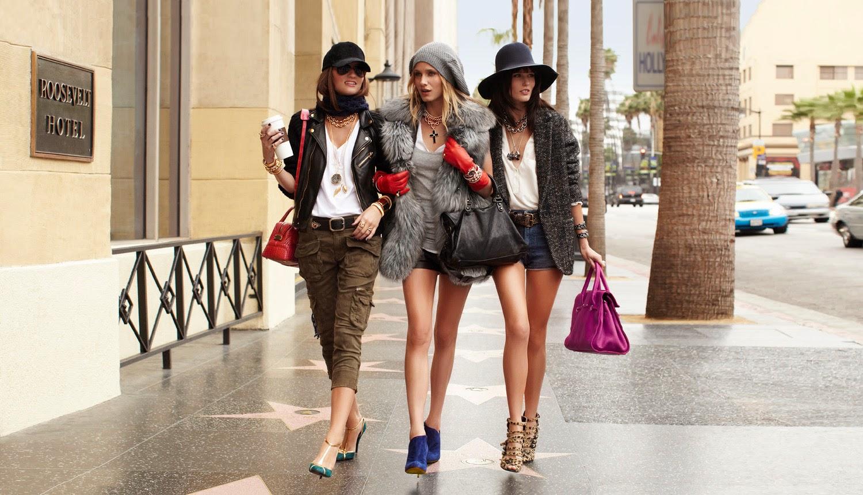 chicas glamurosas