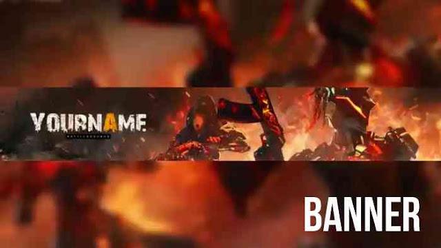 Kumpulan Gambar Banner Channel Youtube Free Fire 2048x1152 Terbaik