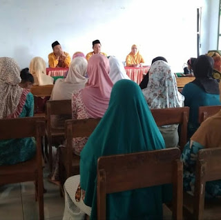 Rapat SMA Syarif Hidayatullah Grati