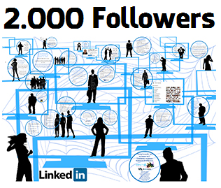 Buy 2000 LinkedIn Followers