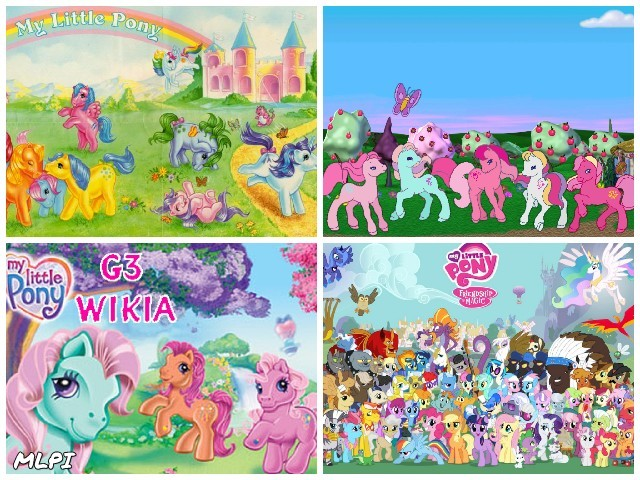 Sejarah My Little Pony My Little Pony Indonesia