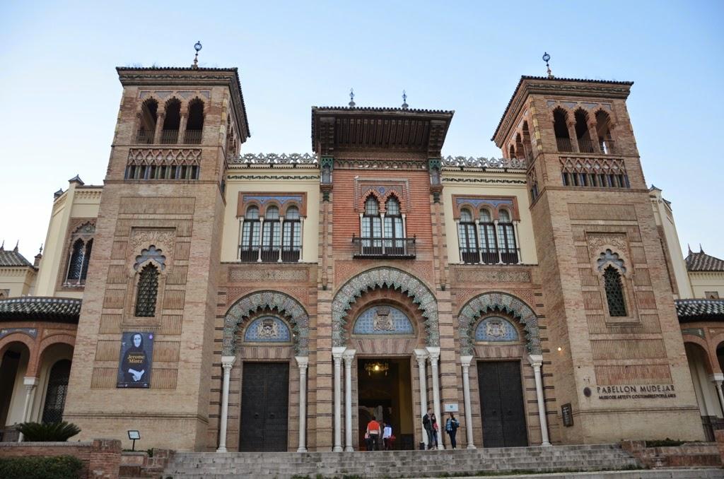 Pabellón mudéjar - Sevilla
