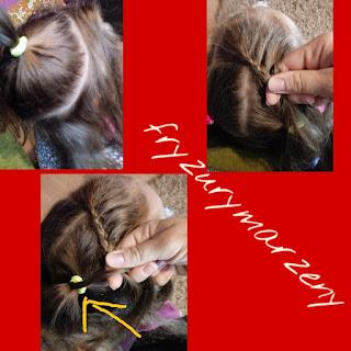 rogi-z-włosów-na-kucykach-rogi-z-warkoczy-fryzury-dla-dziewczynek-fryzury -jak-sarsa