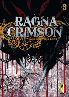 Manga - Ragna Crimson tome 5 aux éditions Kana