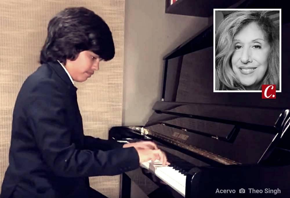 cronica partida despedida neto pianista theo singh despedida avos netos