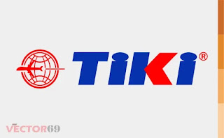 Logo TiKi (Titipan Kilat) - Download Vector File AI (Adobe Illustrator)