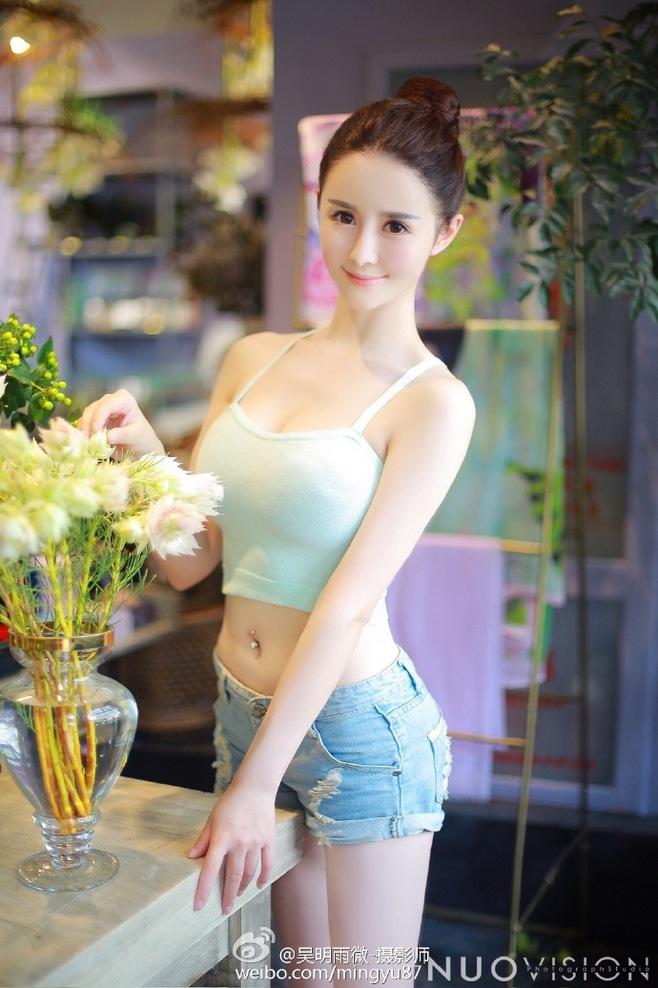 Em girl dang chuan show hang tu suong maeligdegaeligiexclng18 - 1 1