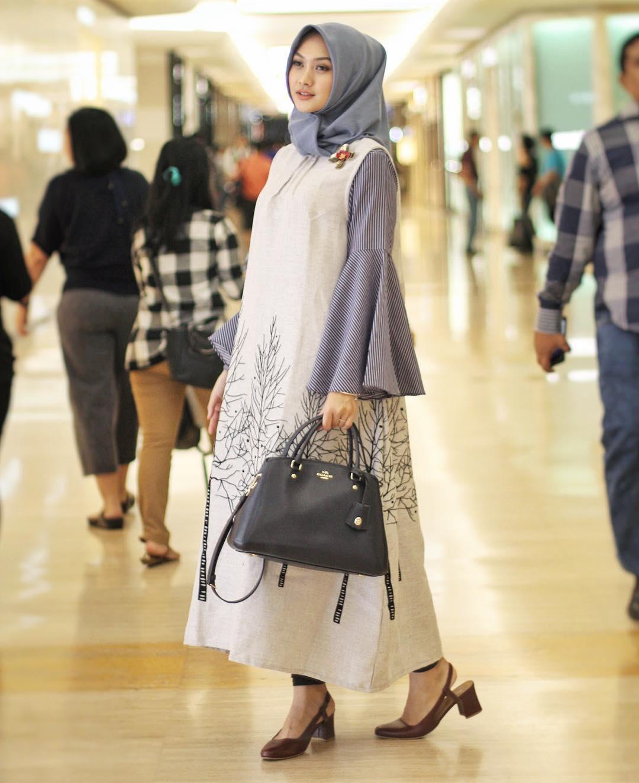 25 Inspirasi Ootd Hijab Ala Selebgram Terbaru