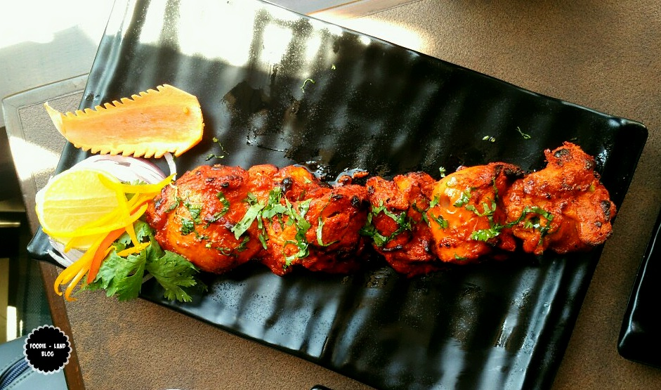 Classic Chicken Tandoori @ Churchill's Resto-Bar | JP Nagar | Bangalore
