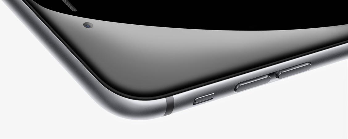 iPhone 6 - Lebih Nipis
