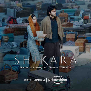 Shikara film released on Amazon prime video