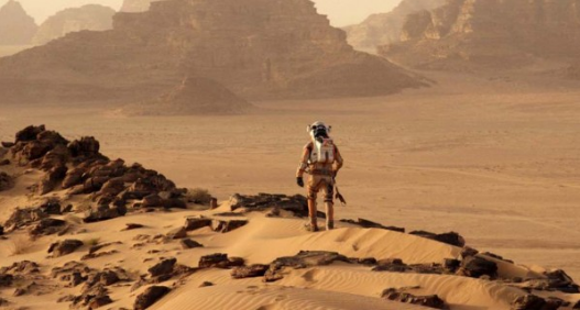Teka-teki Kehidupan di Mars