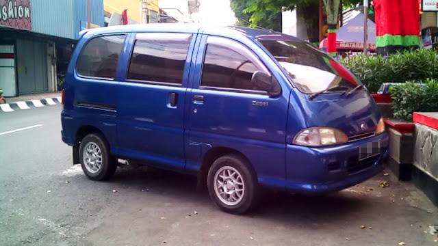 Daihatsu neo Zebra Espass Indonesia