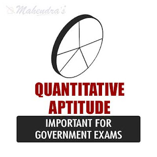 Study Notes: Quantitative Aptitude