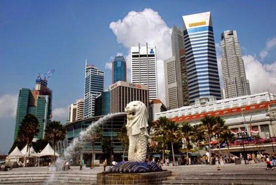 5 Sebab Bekerja di Singapura