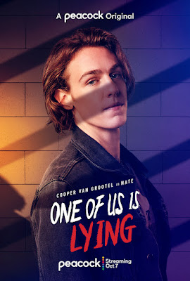 One Of Us Is Lying Series Poster 8