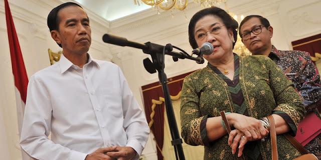 Dibanding SBY, Hubungan Jokowi Dengan Megawati Bisa Lebih Buruk Jika Pecah Kongsi 2024