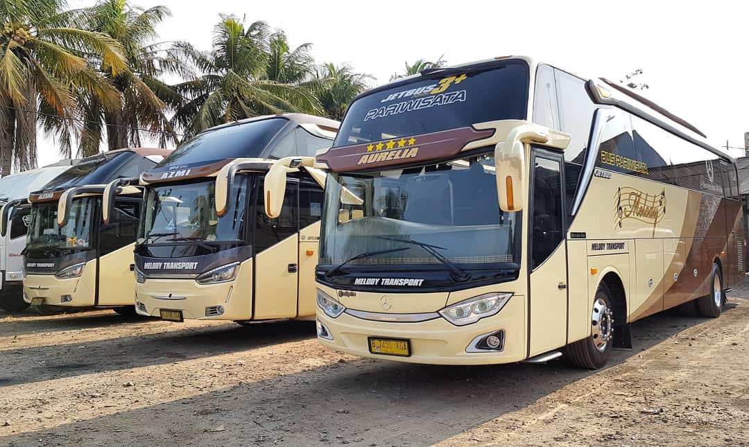 panduan cara dan tips memilih bus pariwisata terbaik di semarang yang aman untuk liburan
