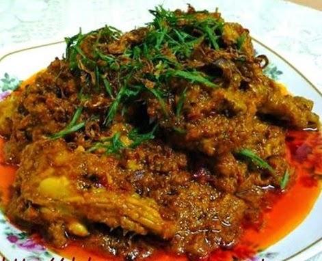 Rendang Ayam Opah