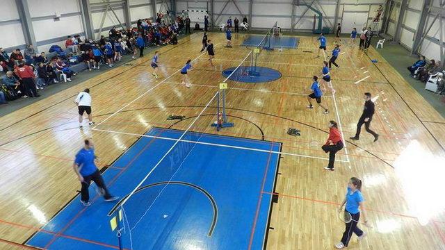Με επιτυχία διεξήχθη το 1ο Open Τουρνουά Badminton Αλεξανδρούπολης