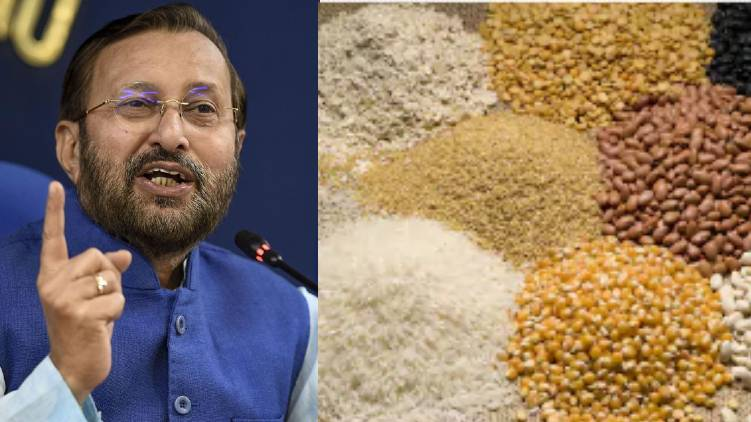 Rice for three rupees, wheat for two rupees; Minister Prakash Javadekar with declarations,www.thekeralatimes.com