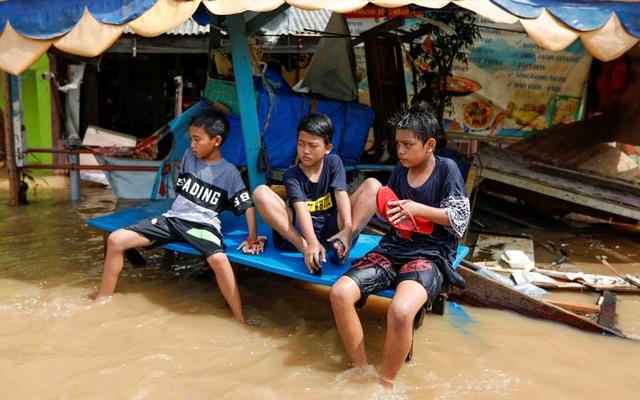 Berita Banjir di Indonesia