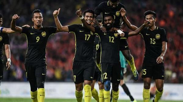 Resmi! Malaysia dan Myanmar Lolos Semifinal SEA Games 2017