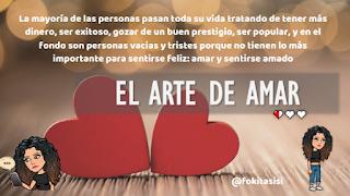 (Imagen) El Arte de amar