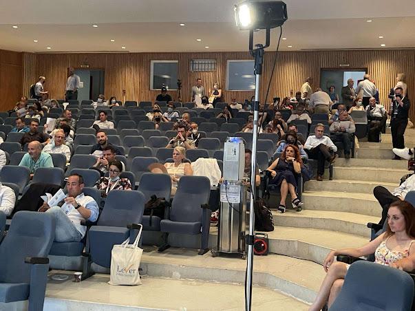 Συμμετοχή της Δημάρχου Στυλίδας κ. Βιργινίας Στεργίου στο Επιστημονικό Συνέδριο της Τοπικής Αυτοδιοίκησης που διεξήχθη στην Κόρινθο 2-4 Ιουλίου