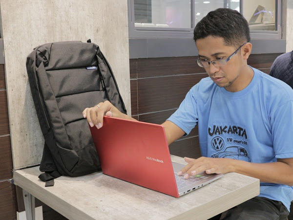 Tukar Tambah Smartphone dengan Laptop ASUS