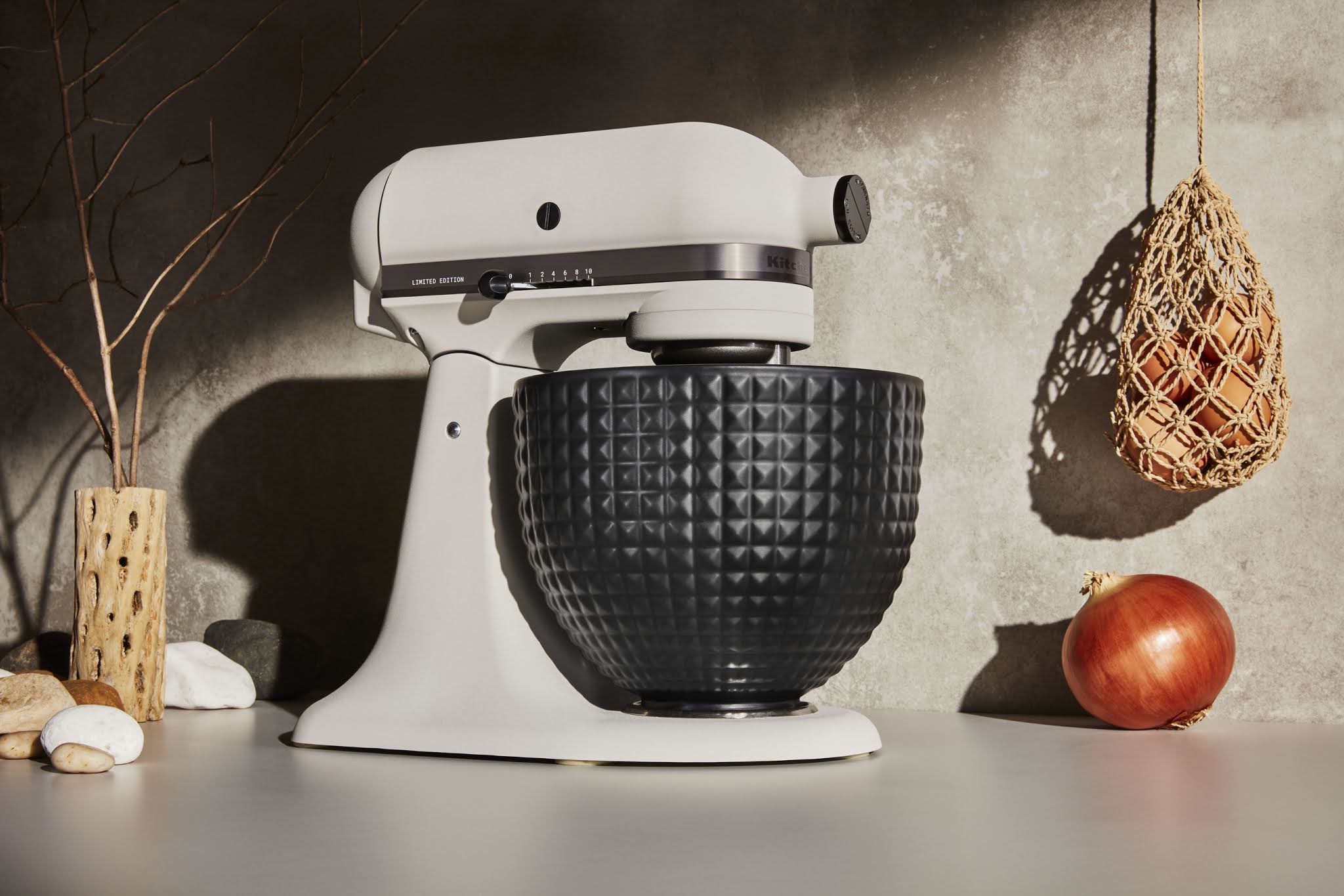 KitchenAid Illuminates How Inspiration Can Strike At Any Moment With Design-Forward, Limited Edition Stand Mixer