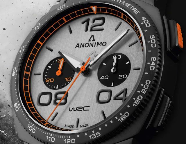 Anonimo Militare Chrono WRC Special Edition