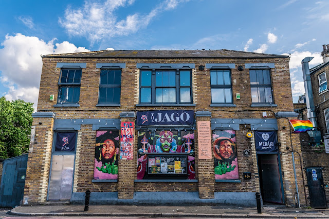 The Jago, Dalston (Photo Larry J Photography)
