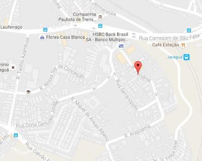 O Sr. James foi visto pela última vez na rua Turvânia (vide mapa), a poucos metros de sua residência, quando saía do Banco Bradesco (antigo HSBC), por vota das 15h30 da segunda-feira, 24 de outubro de 2016