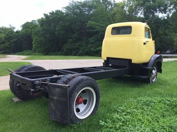 1952 Gmc Coe Truck