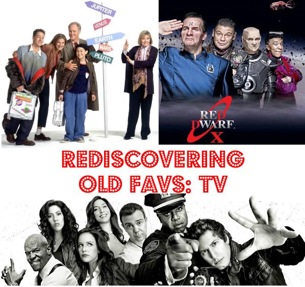 Rediscovering Old Favourites TV Shows Eyelinerflicks Blog