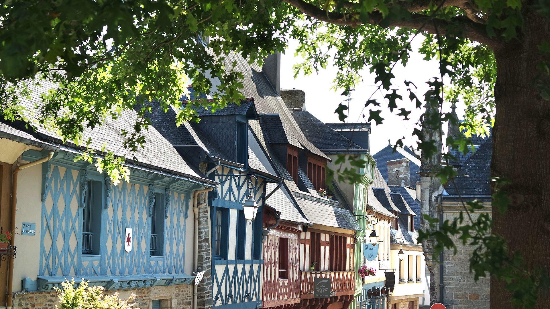 medieval Frenh houses