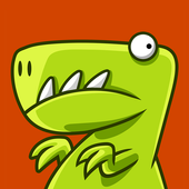 Download Crazy Dino Park game For iPhone and Android