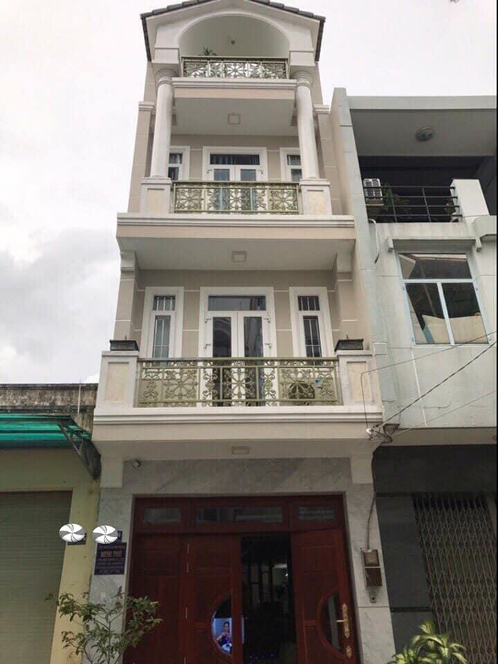 Bán nhà Hẻm xe hơi đường Thoại Ngọc Hầu quận Tân Phú. DT 4x18m