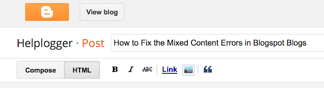 fix mixed content errrors